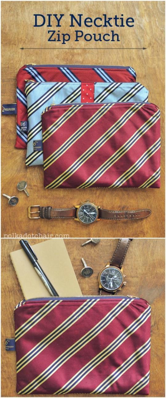 image4-49 | Что можно сделать из старых галстуков