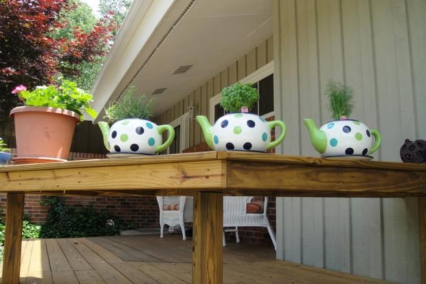 image4-50 | Потрясающие идеи самоделок из чашек и чайников