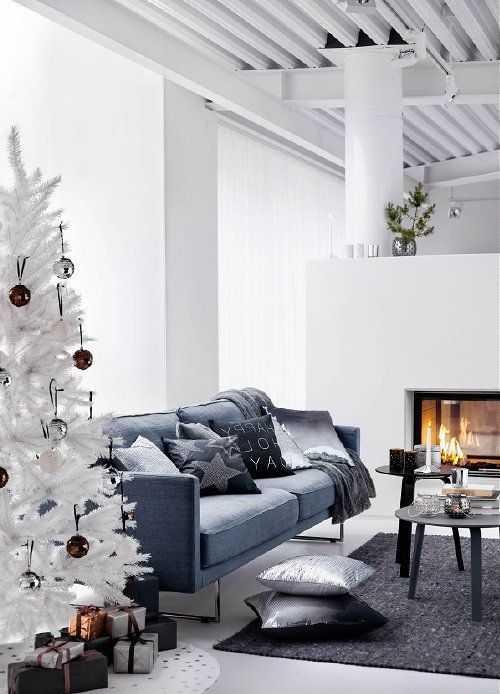 image5-26 | Белые елки как часть декора