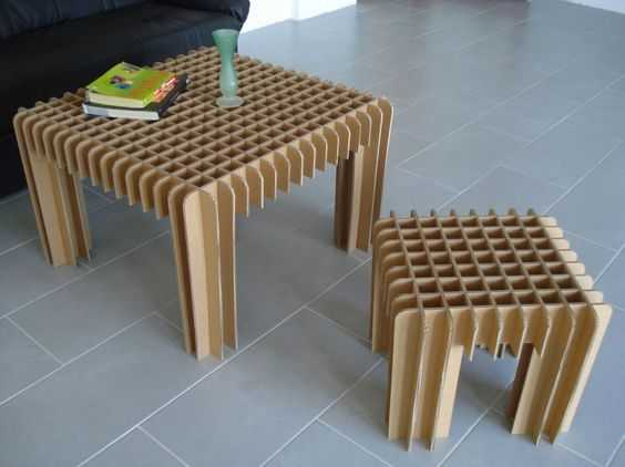 image6-31 | Мебель из картона — экологично и функционально