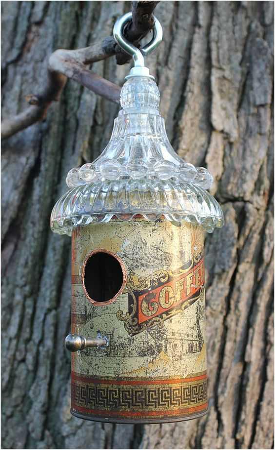 image7-24 | Удивительные домики для птиц которые можно сделать своими руками