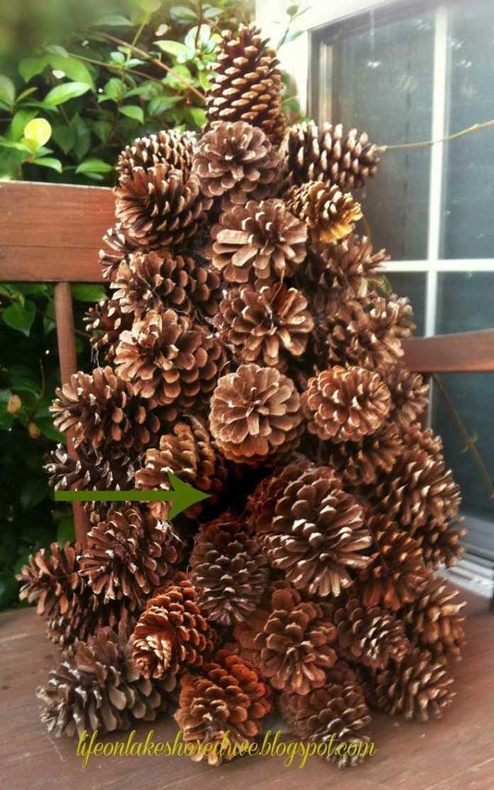 image9-12 | Праздничный декор из шишек своими руками