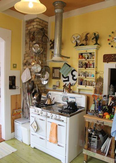 12-staryh-kuhon-rjat-vdohnovenie-image5 | 12 старых кухонь, которые дарят вдохновение