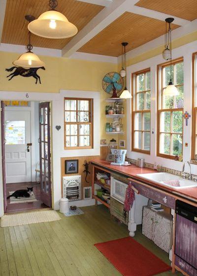 12-staryh-kuhon-rjat-vdohnovenie-image6 | 12 старых кухонь, которые дарят вдохновение