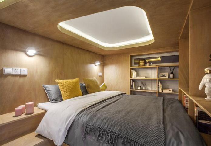 image11-3   Современный дизайн квартиры площадью 40 м²