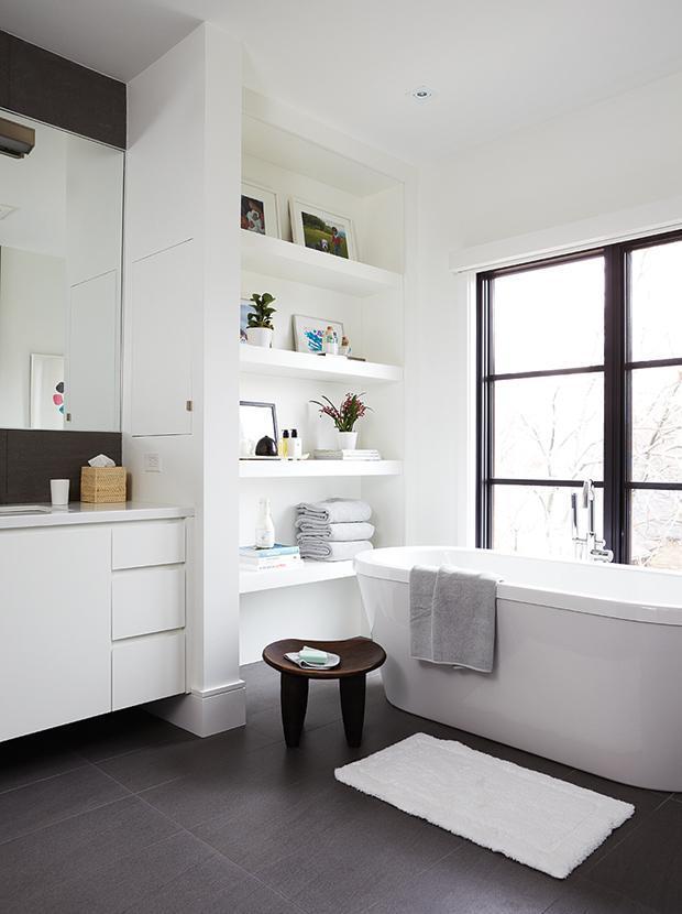 image7-14 | 14 способов оптимизировать ванную комнату чтобы экономить время по утрам
