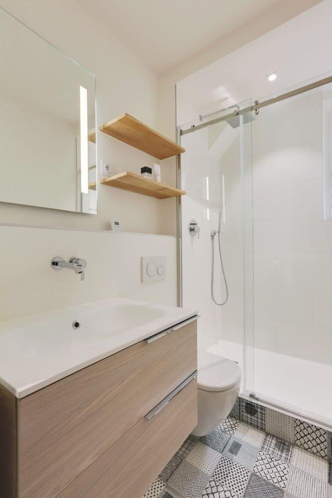 image25-6 | 30 идей дизайна маленьких ванных комнат