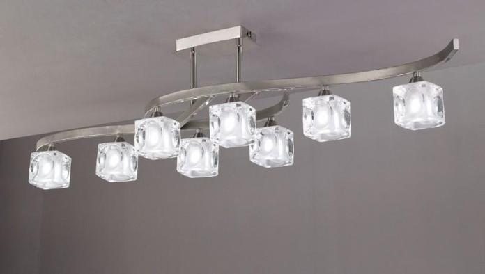 lusta-1 | Как с помощью люстры зрительно поднять потолок