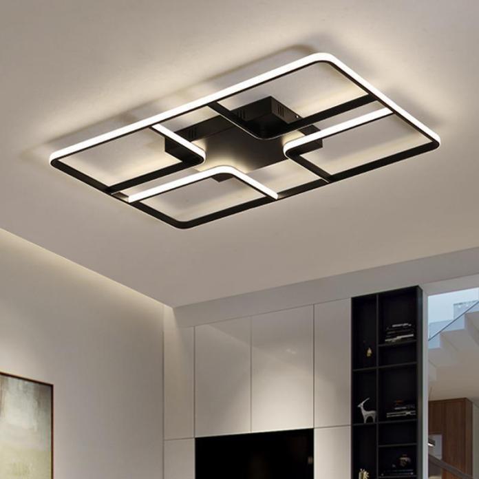 lusta-2 | Как с помощью люстры зрительно поднять потолок