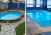 бетонный бассейн