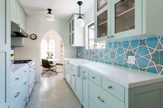 image1-8 | 5 узких кухонь, которые действительно работают