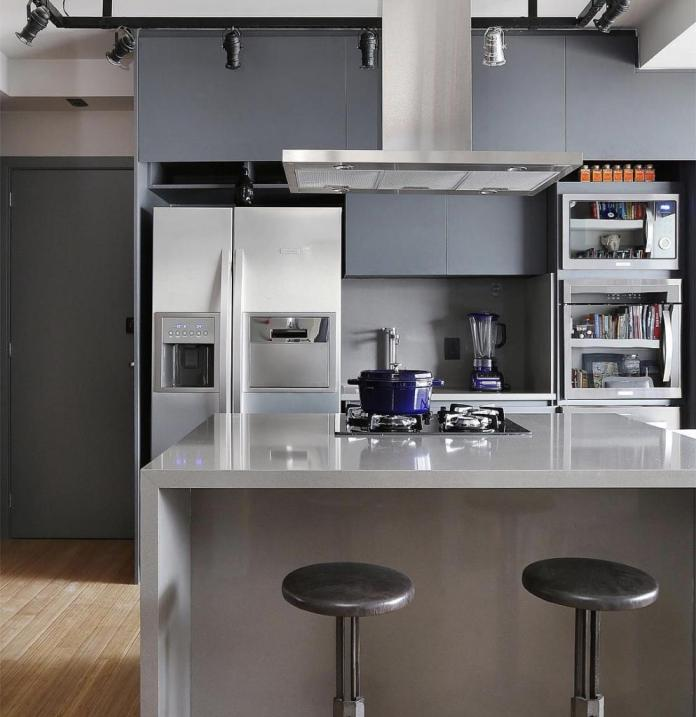 image11-4 | 30 американских кухонь, которые вас вдохновят