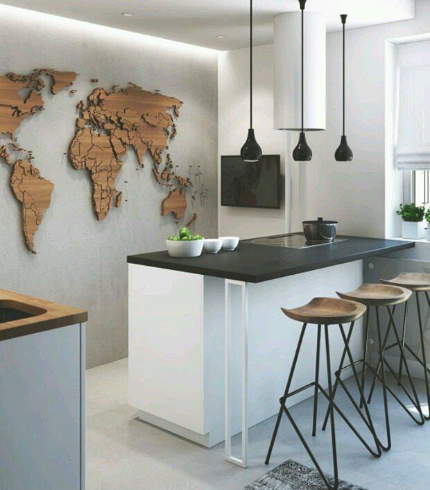 image18-3 | 30 американских кухонь, которые вас вдохновят