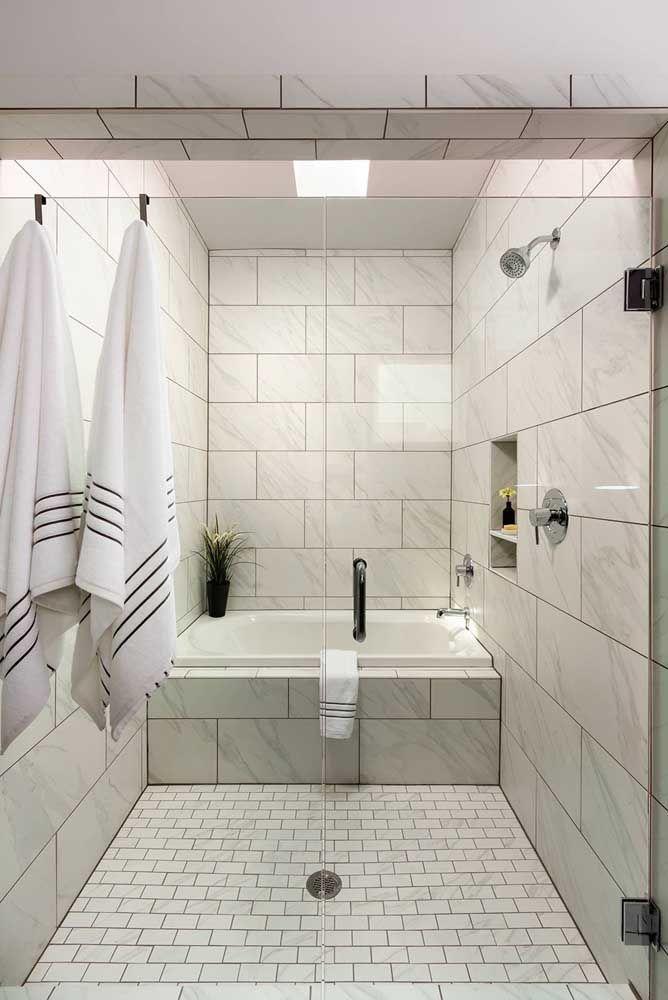 image24-7   Вдохновляющие идеи для маленьких ванных комнат