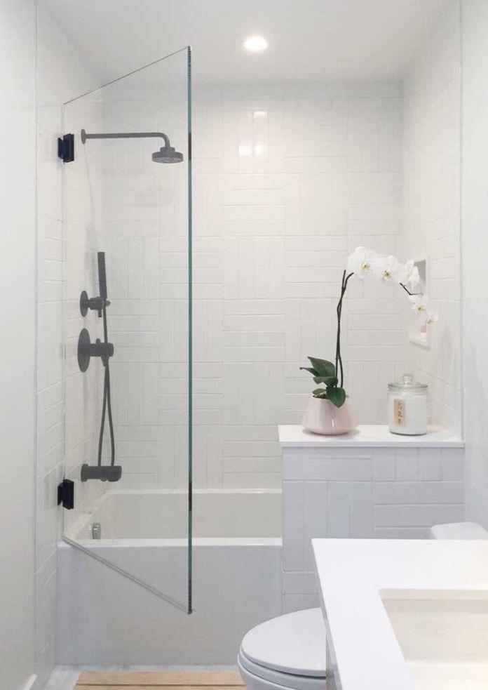 image27-7   Вдохновляющие идеи для маленьких ванных комнат