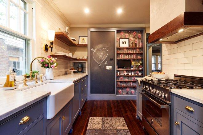 image6-5 | 5 узких кухонь, которые действительно работают