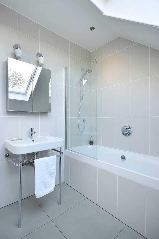 image7-9   Вдохновляющие идеи для маленьких ванных комнат