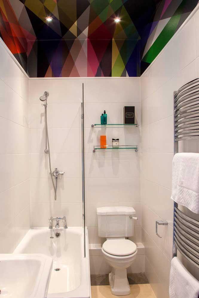 image8-9   Вдохновляющие идеи для маленьких ванных комнат