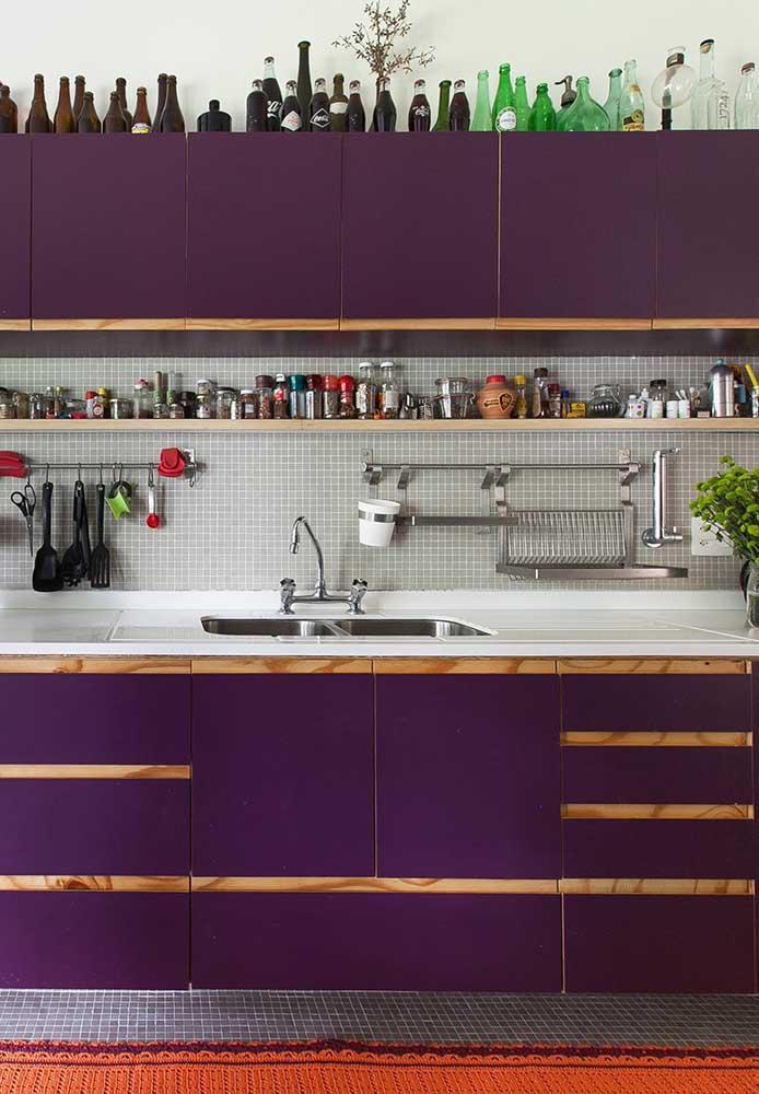 image11-9   Фиолетовый в интерьере: 60 идей, как и с чем сочетать