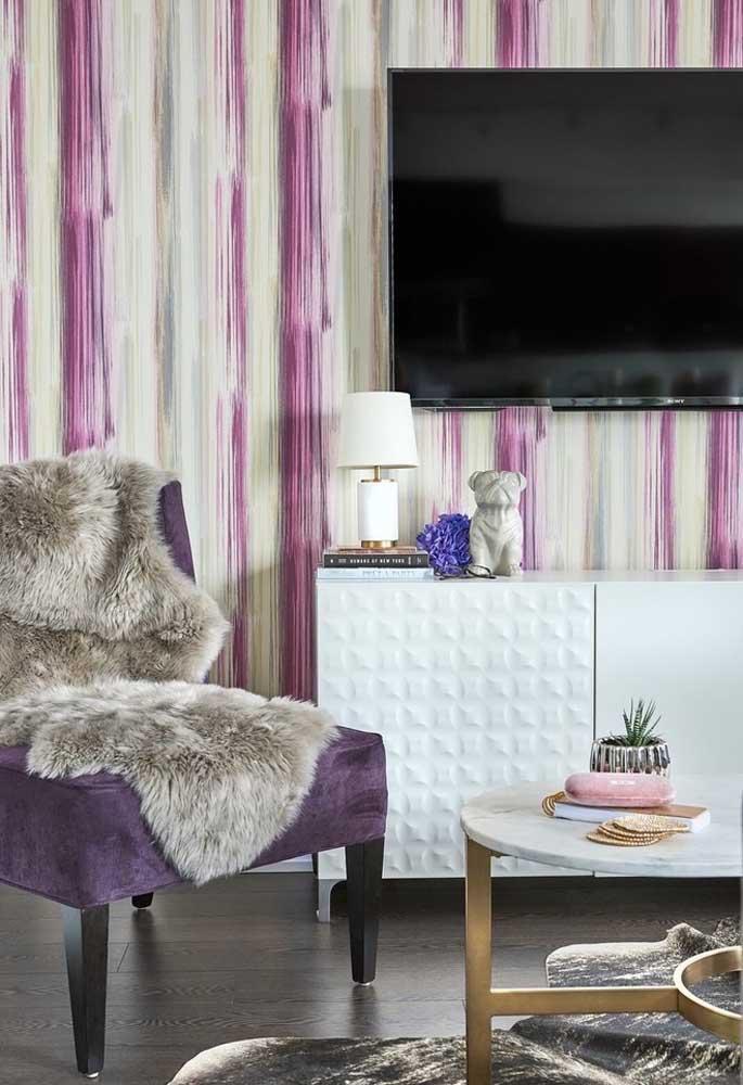 image19-4   Фиолетовый в интерьере: 60 идей, как и с чем сочетать