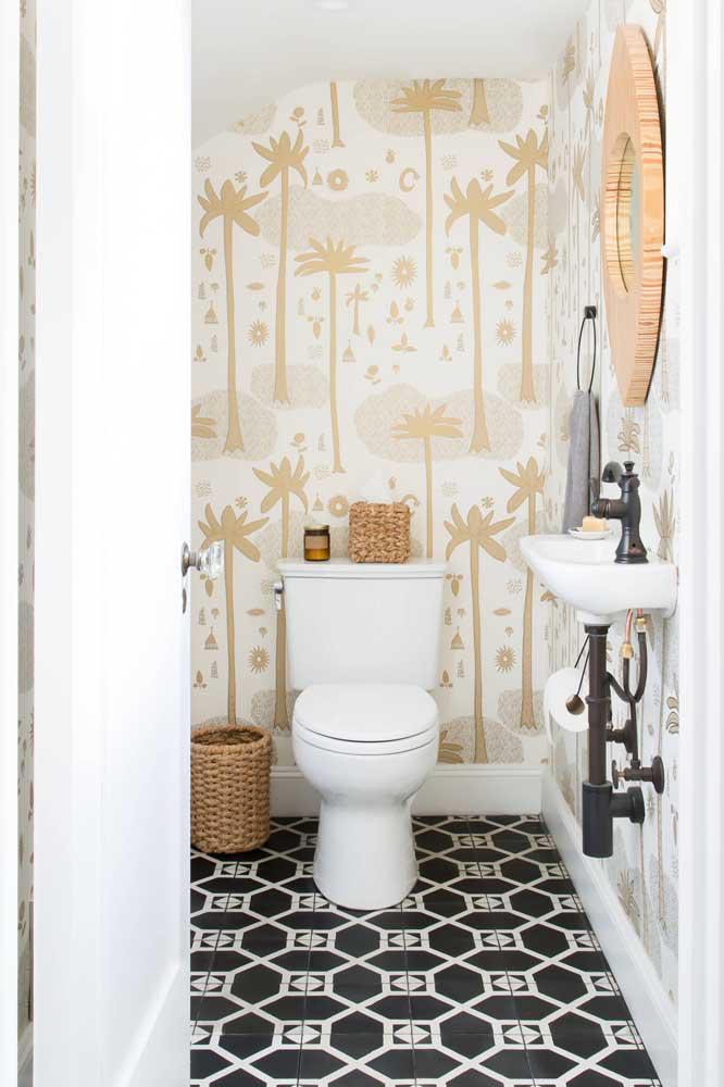 image33-6 | 60 идей обоев в туалет