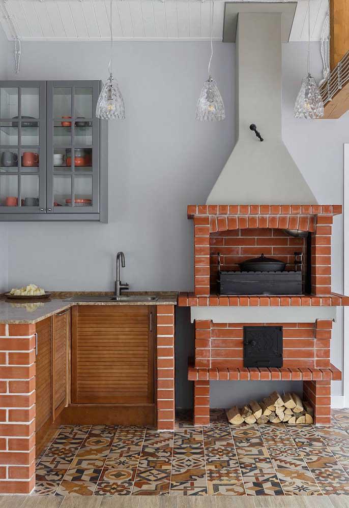 image38-5 | Мангал, гриль, печь, барбекю: 60 идей для вашего загородного дома