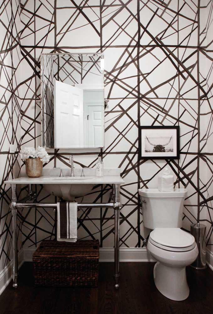 image39-6 | 60 идей обоев в туалет