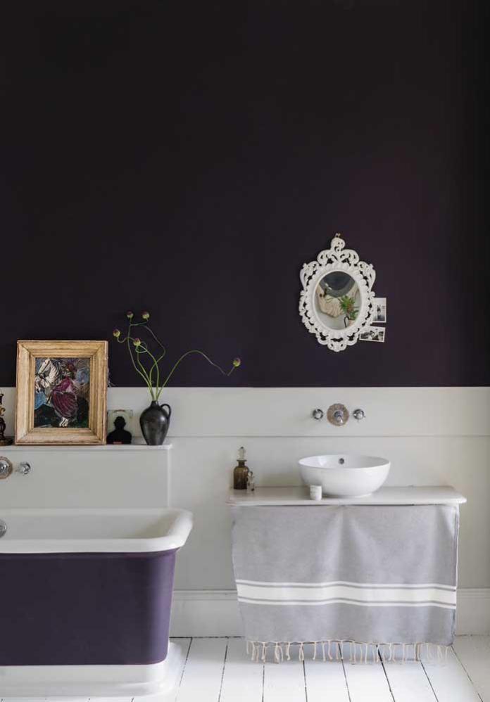 image40-4   Фиолетовый в интерьере: 60 идей, как и с чем сочетать