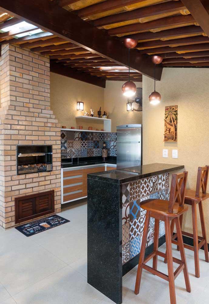 image40-5 | Мангал, гриль, печь, барбекю: 60 идей для вашего загородного дома