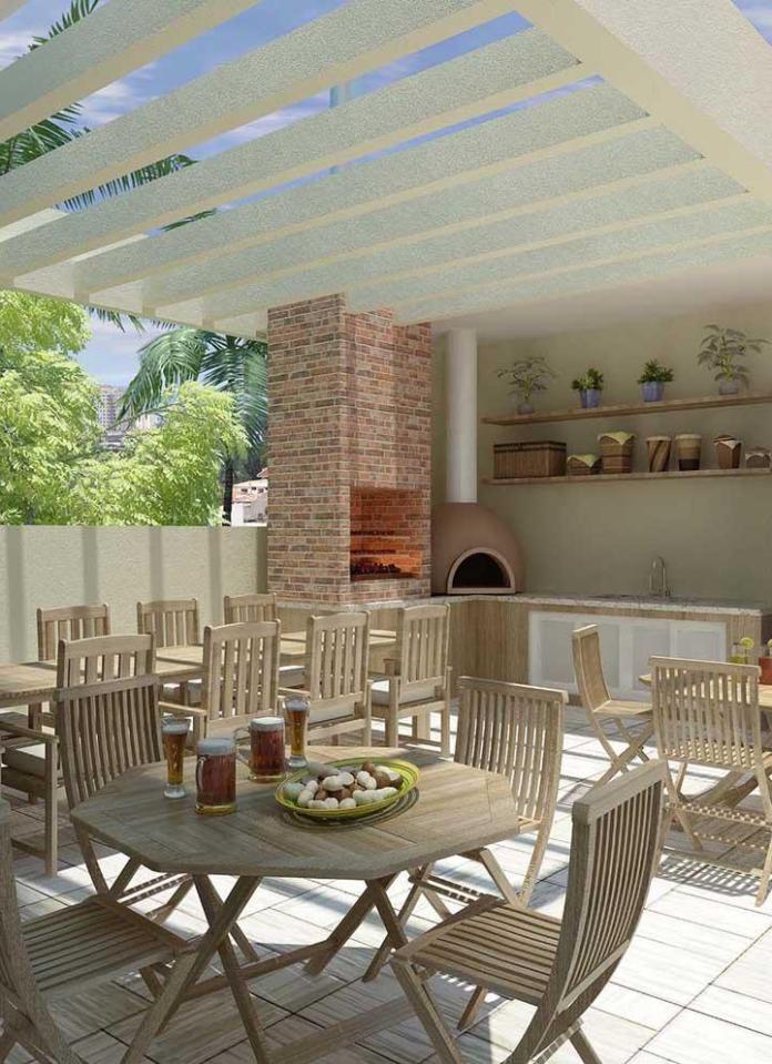 image48-4 | Мангал, гриль, печь, барбекю: 60 идей для вашего загородного дома