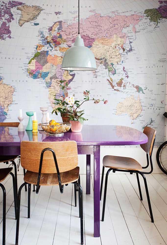 image5-15   Фиолетовый в интерьере: 60 идей, как и с чем сочетать