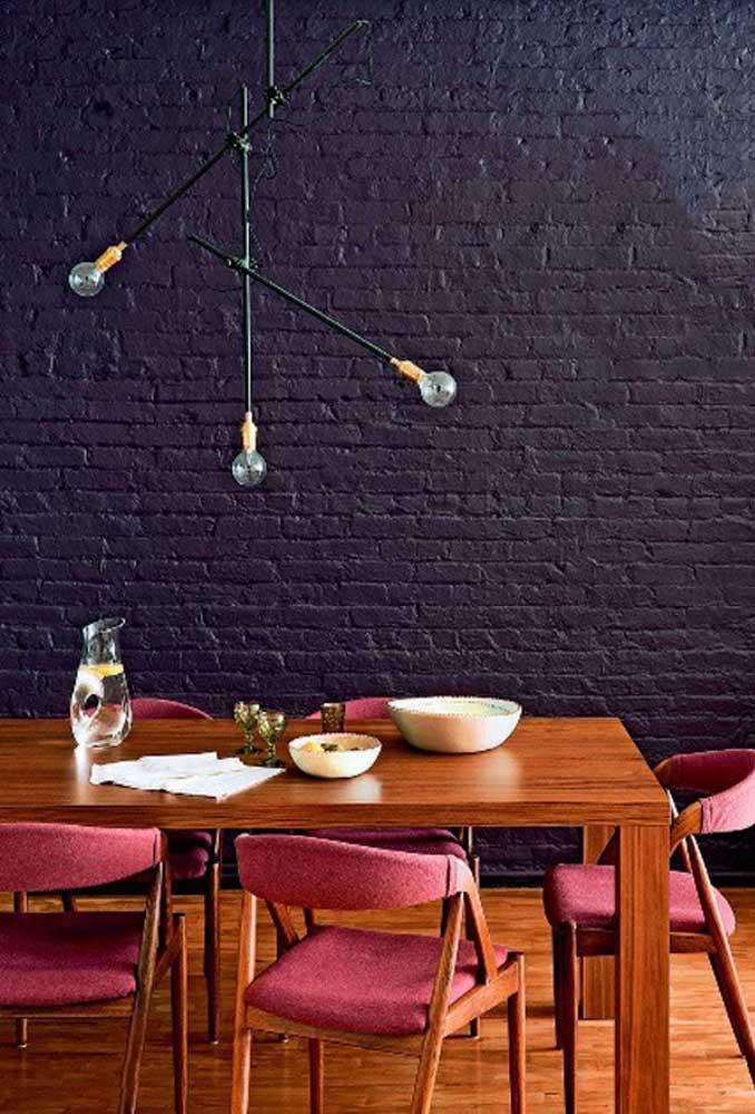 image55-2   Фиолетовый в интерьере: 60 идей, как и с чем сочетать