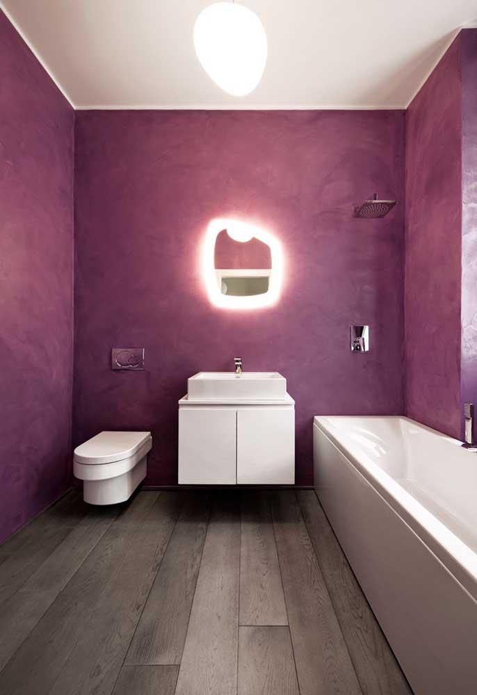 image8-12   Фиолетовый в интерьере: 60 идей, как и с чем сочетать