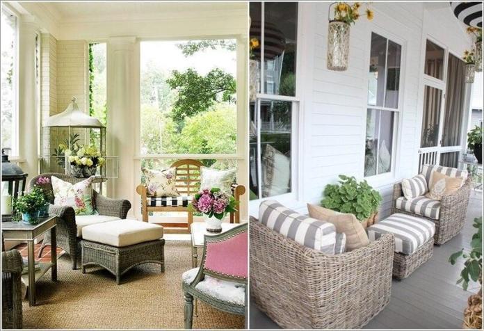 image8 | Как украсить дом плетеными пуфиками