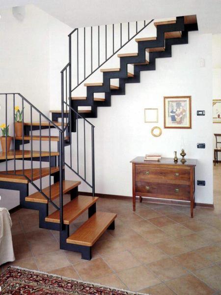 kl-1   Лестница в доме: на чем остановить выбор?