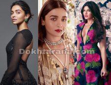 10 most stylish actress 2017 /  ده خوش لباس ترین هنرپیشه بالییود