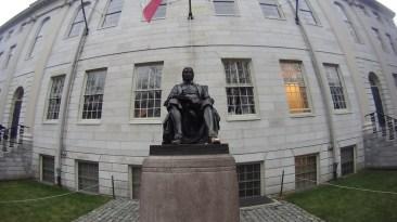 John Harvard Himself