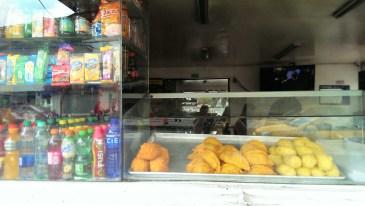 Papitas, empanadas :D