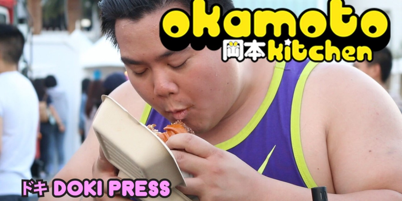 Okamoto Kitchen: Jimmy loses his mind over the Pork Chatsu Sandwich
