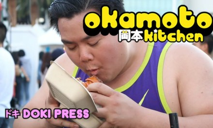 Okamoto Kitchen: Jimmy loses his mind over the Pork Chatsu Sandwich