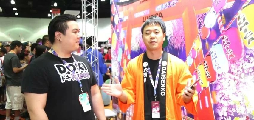 Anime Expo 2017: Lumica bringing Wotagei culture to the west