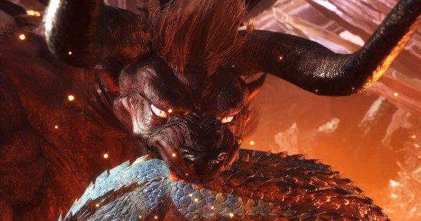 Capcom Unveils Final Fantasy XIV, Monster Hunter: World Dual Collab