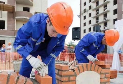 Профессия строитель (описание профессии для детей) | ДоклаДики