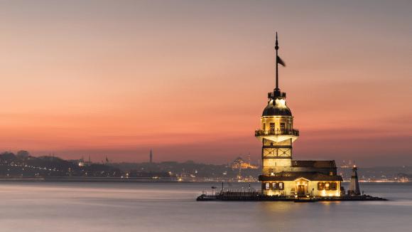 Kız Kulesi  Dök Mimarlık