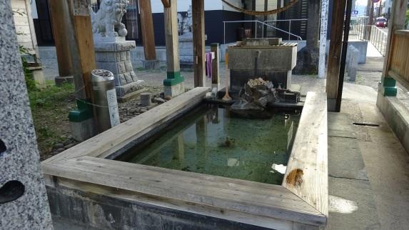 大滝温泉・大滝薬師神社