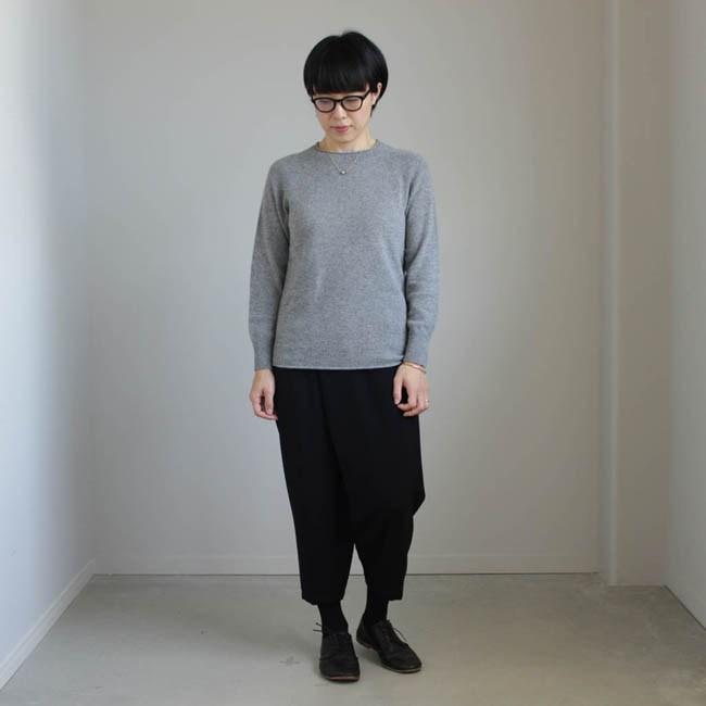 ノンノマリオーネ gray