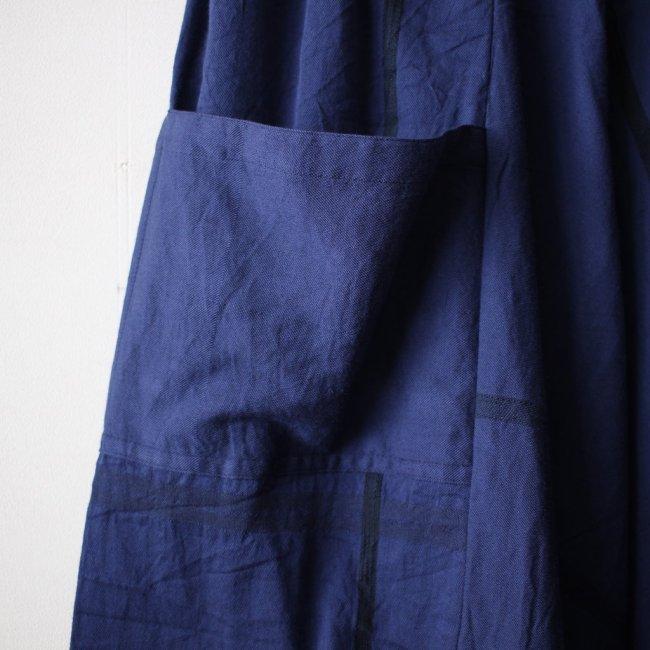 basic tarun pants LONG #navy