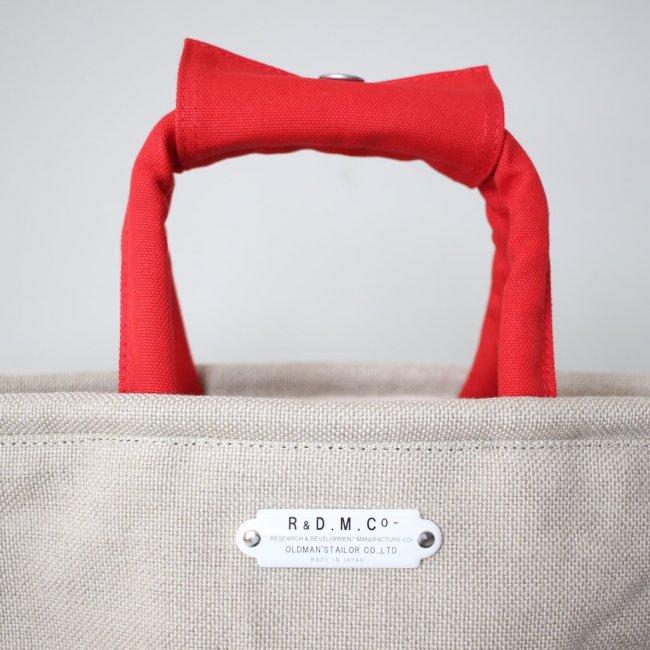 COMBINATION MARCHE BAG SMALL #red