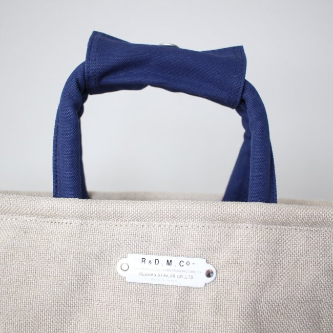 COMBINATION MARCHE BAG SMALL #navy