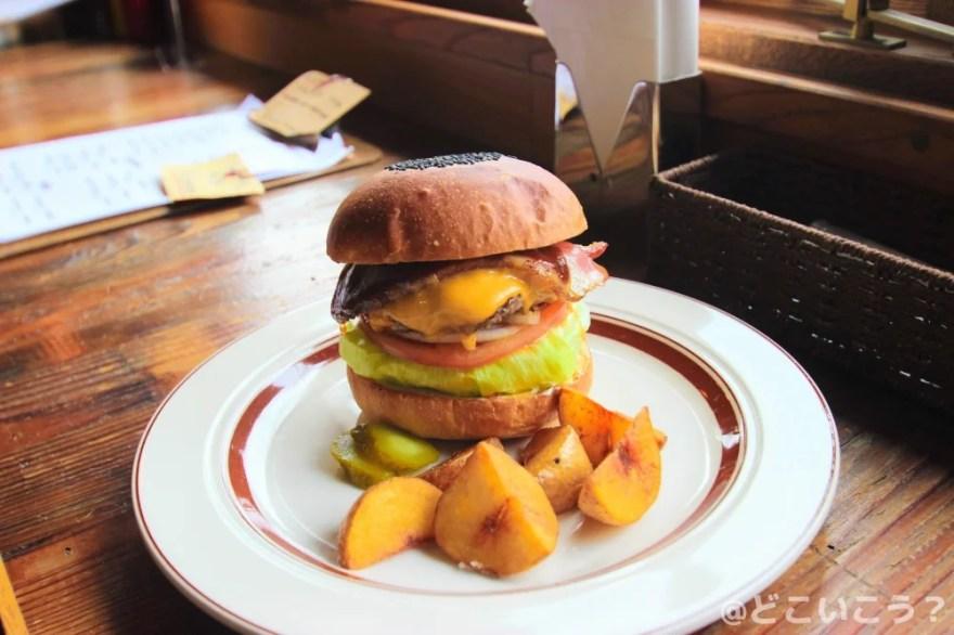 DeliBoy BROS. Hamburger
